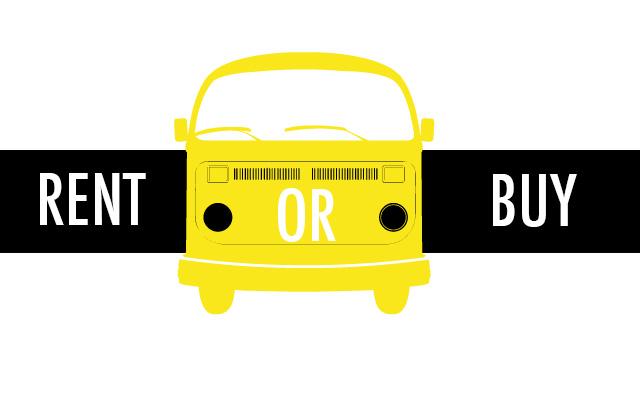 Rent or buy a campervan in australia