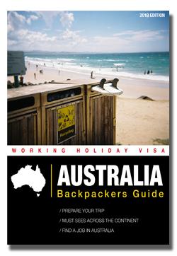Australia backpackers guide ebook 2018