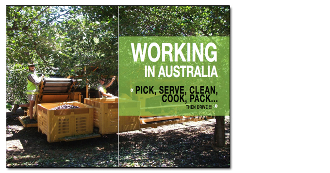8_working in Australia_ebook Australian Backpackers Guide