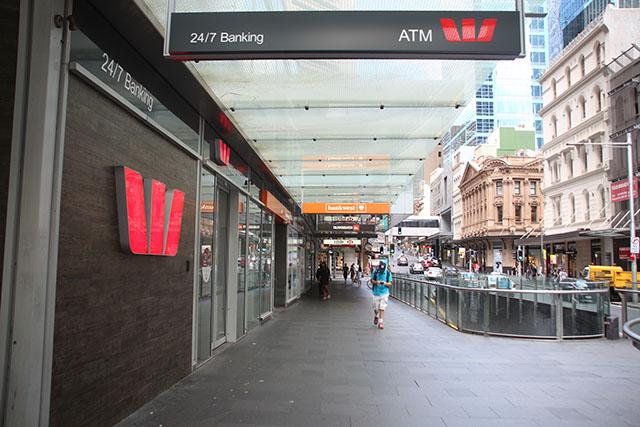 Arriving in Australia_Bank