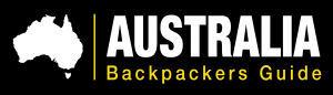 Logo Australia Backpackers Guide B