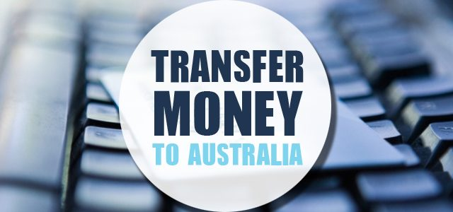 How to transfer money to Australia