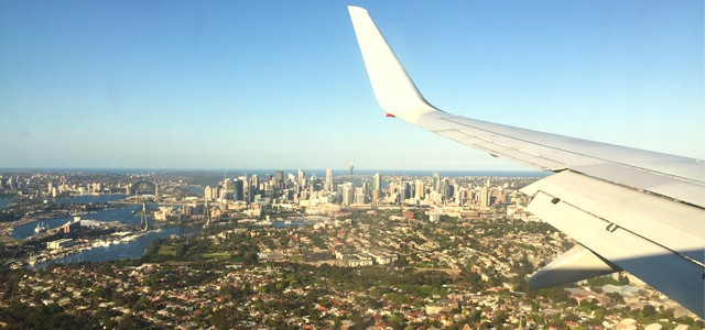 Arriving in Australia – First steps