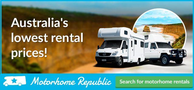 Campervan rentals in Australia – Compare deals