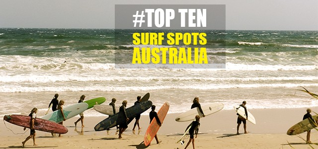 Surfing in Australia – The best spots