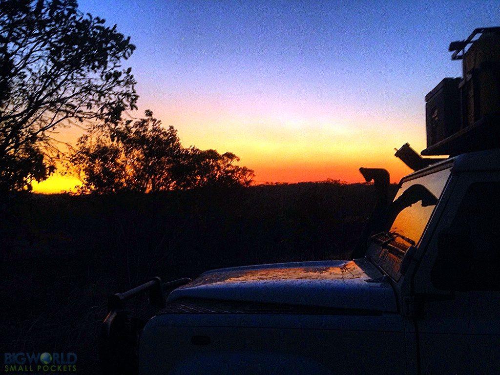 free-camp-sunset