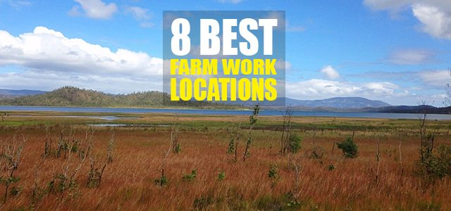 8 Best Locations for Your Australia Farm Work