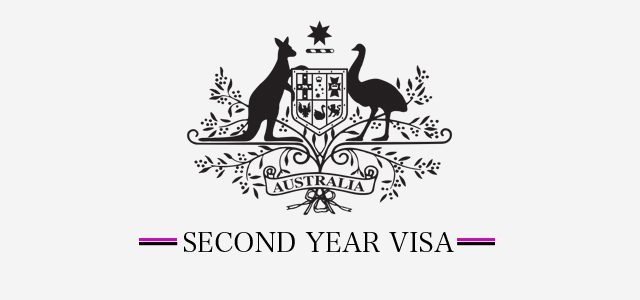 How to apply for a second year visa in Australia