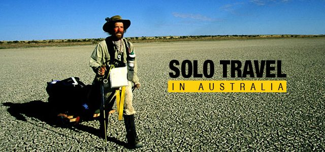 Solo Travel in Australia – 7 good reasons