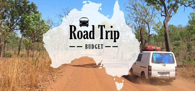road trip in Australia - budget