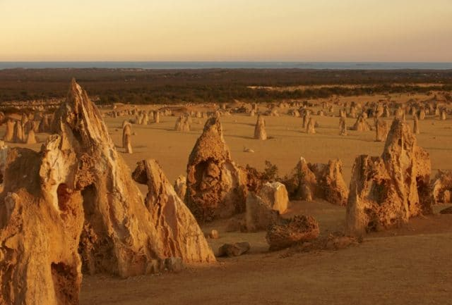 Pinnacles Western Australia West Coast