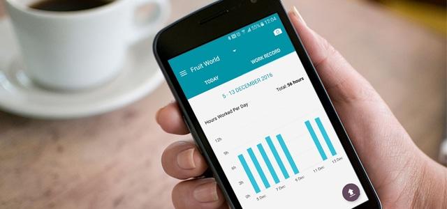 Record my hours app australia