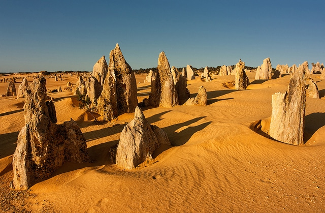 Cervantes and the Pinnacles