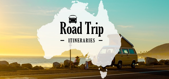 drive australia itinerary routes