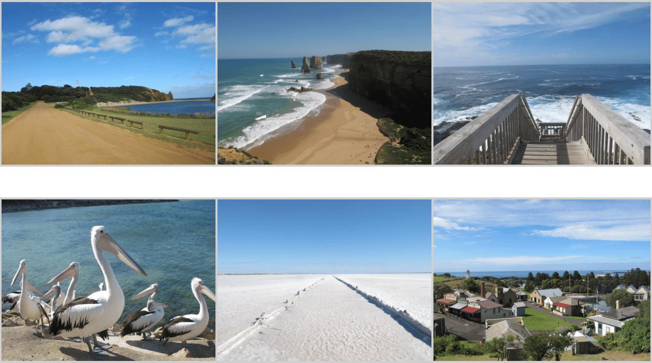 south coast melbourne perth road trip australia