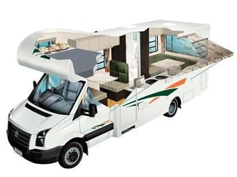hiring camping car Australia new zealand