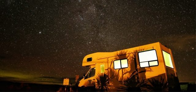 Campervan hire companies in Australia