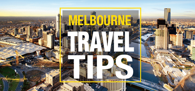 Melbourne Travel Tips & deals