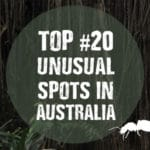 The 20 Best Unusual Spots in Australia