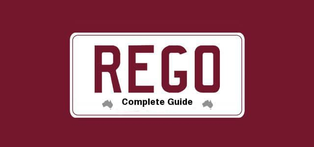 Vehicle Registration in Australia – Rego Guide