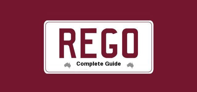 Rego Australia complete Guide