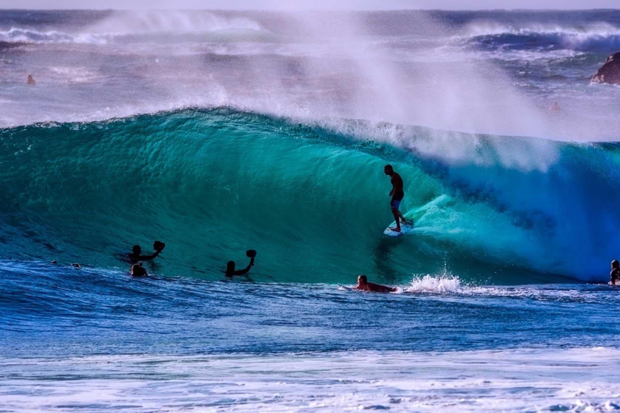 Surf rules australia
