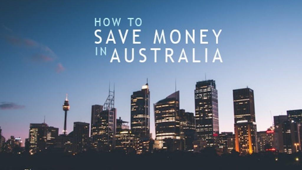 save money australia