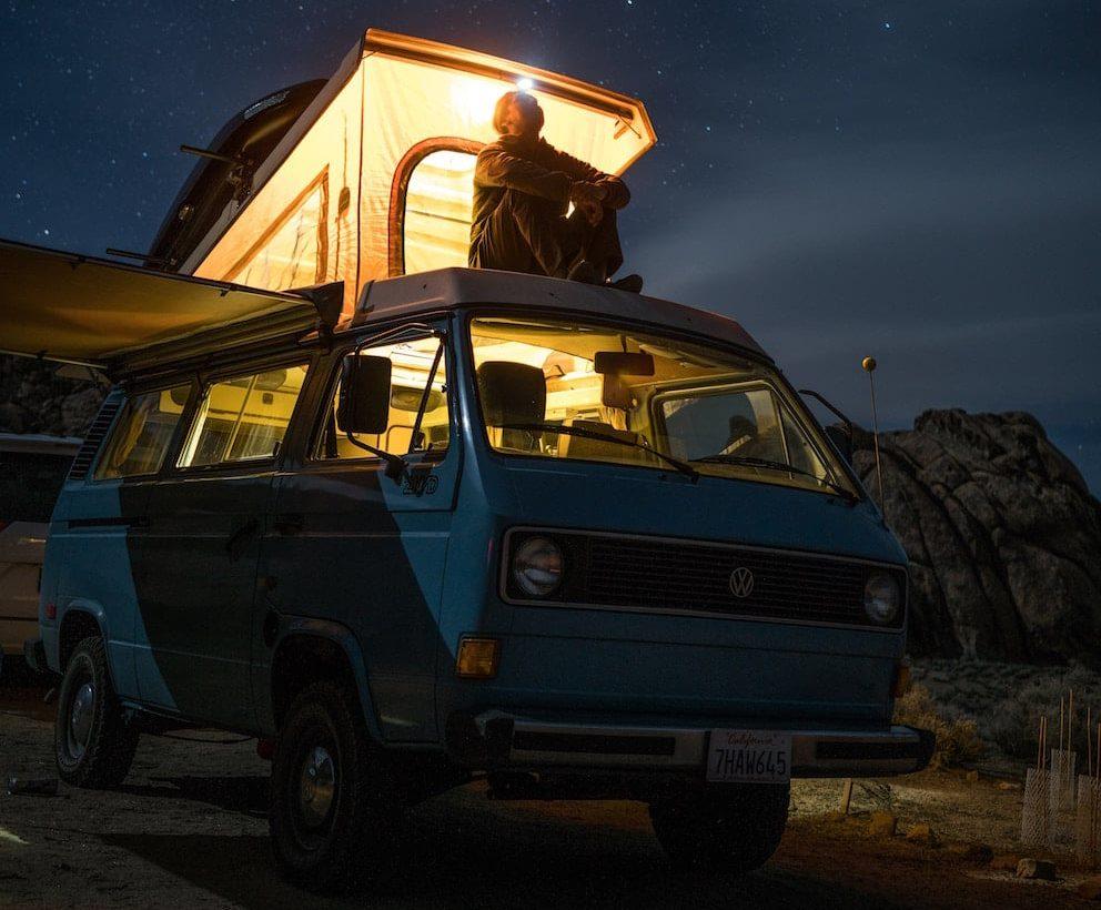 compare campervan hire prices
