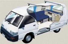 campervan rentals in Australia lowtop