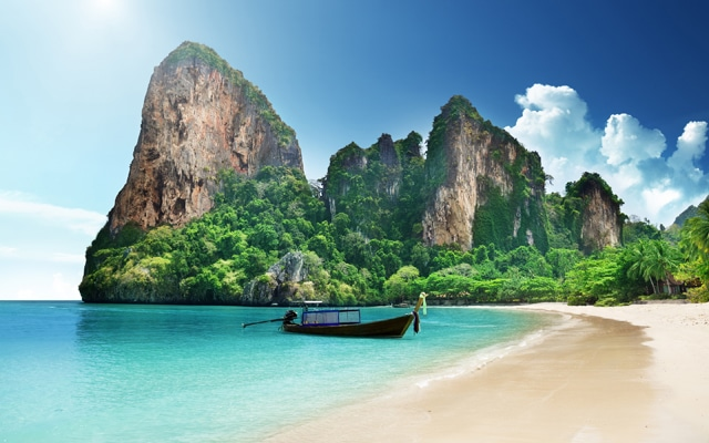 travel in Asia and the Pacific Thailand
