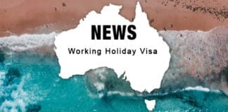 Changes Working Holiday Visa