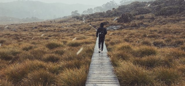 Cradle Mountain hike