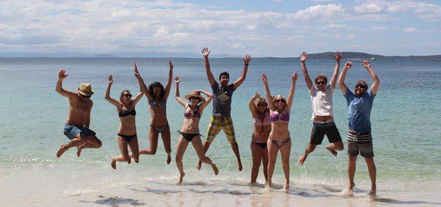 A Weekend in Jervis Bay
