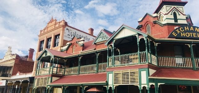 Visit Kalgoorlie – The mining town of Australia