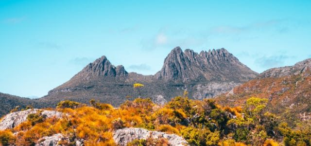 Cradle Mountain – Lake St. Clair National Park