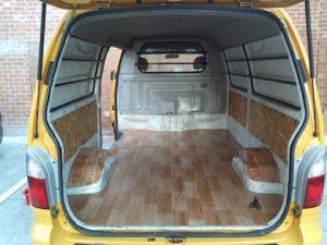 campervan fitouts floor