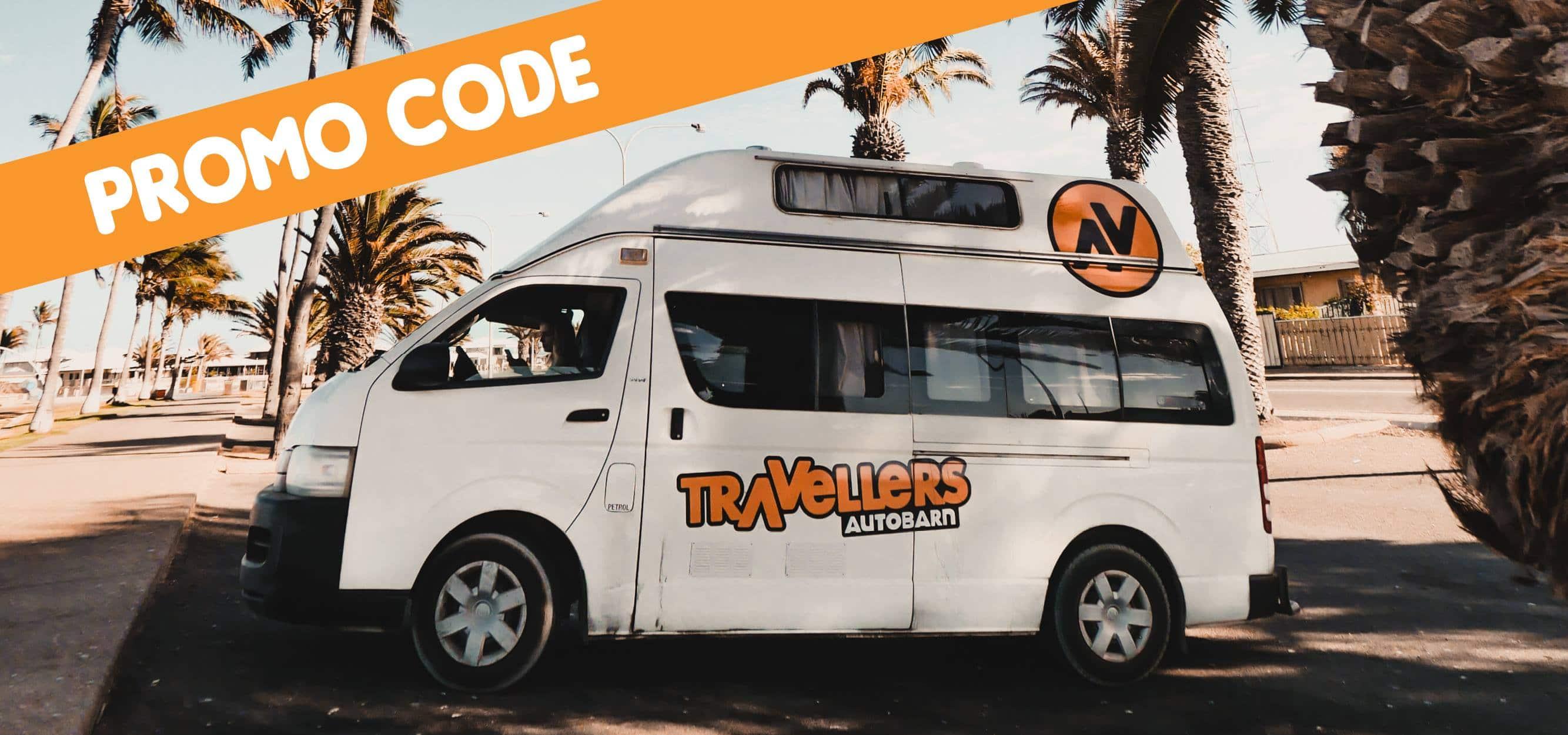 Travellers Autobarn Promo Code Cheap Campervan Rentals