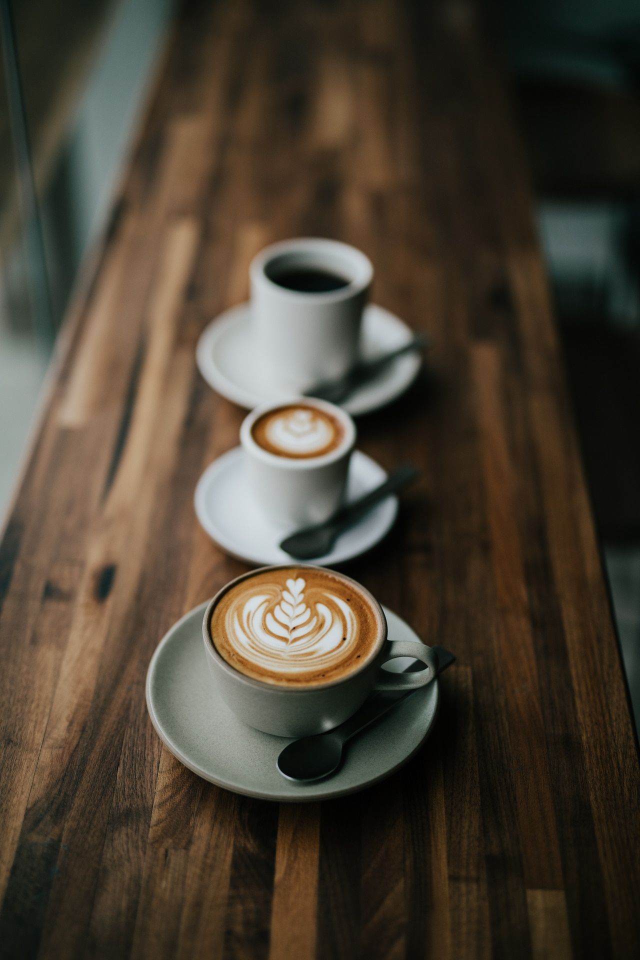 Latte art barista course