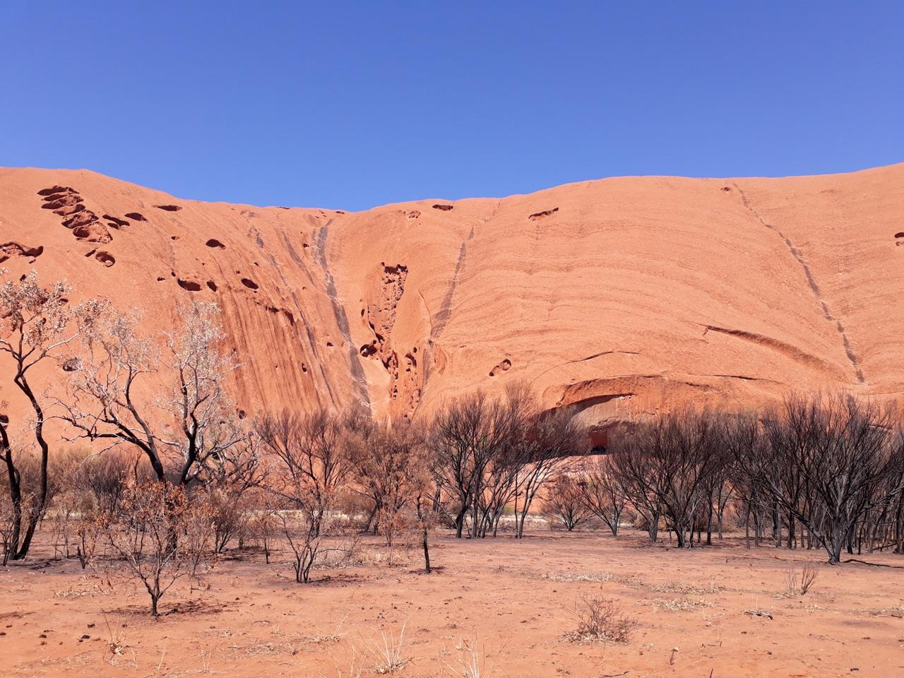 uluru ayers rock walk