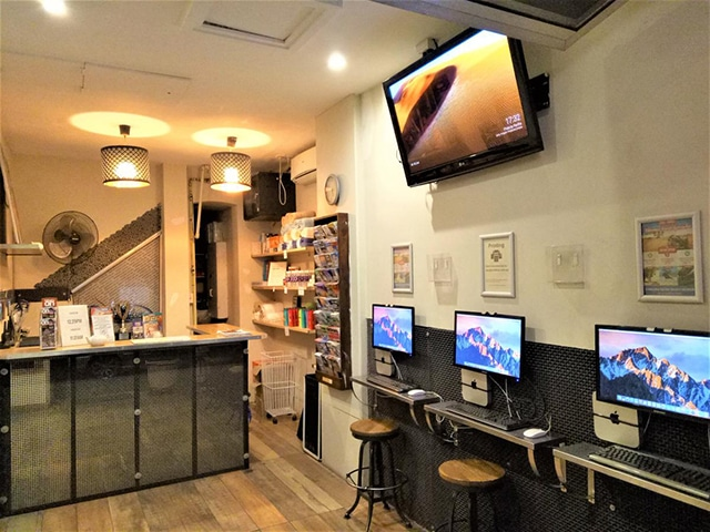 best hostels in Sydney Chili Blue Backpackers