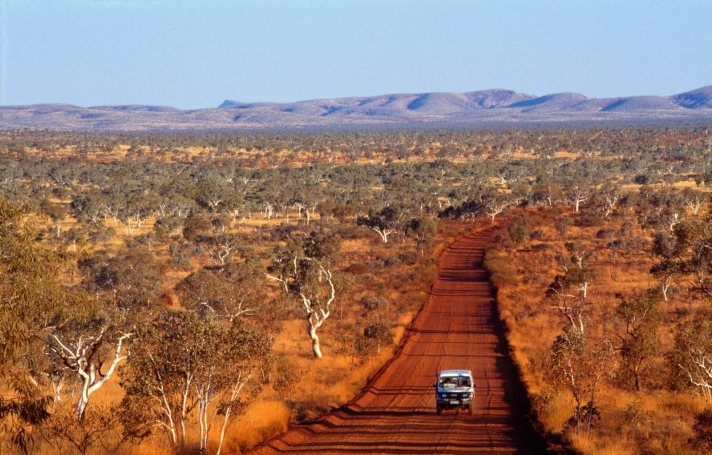 things to do in Western Australia Gibb river road