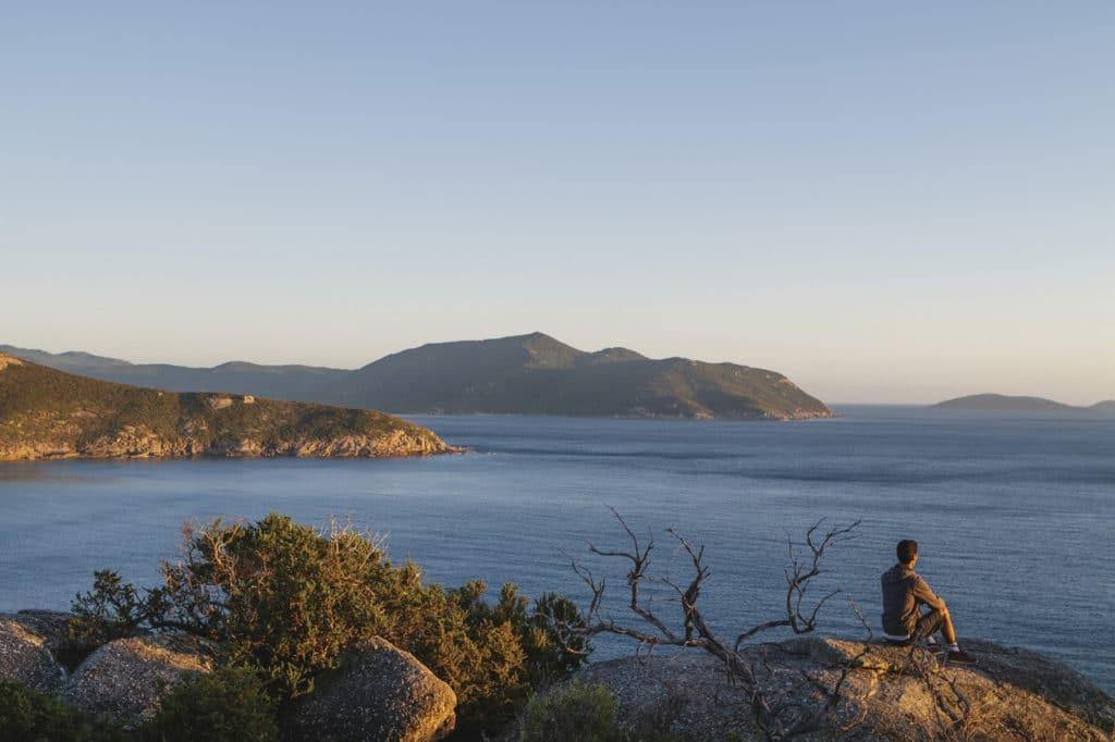 Wandern Australien, wilsons promontory