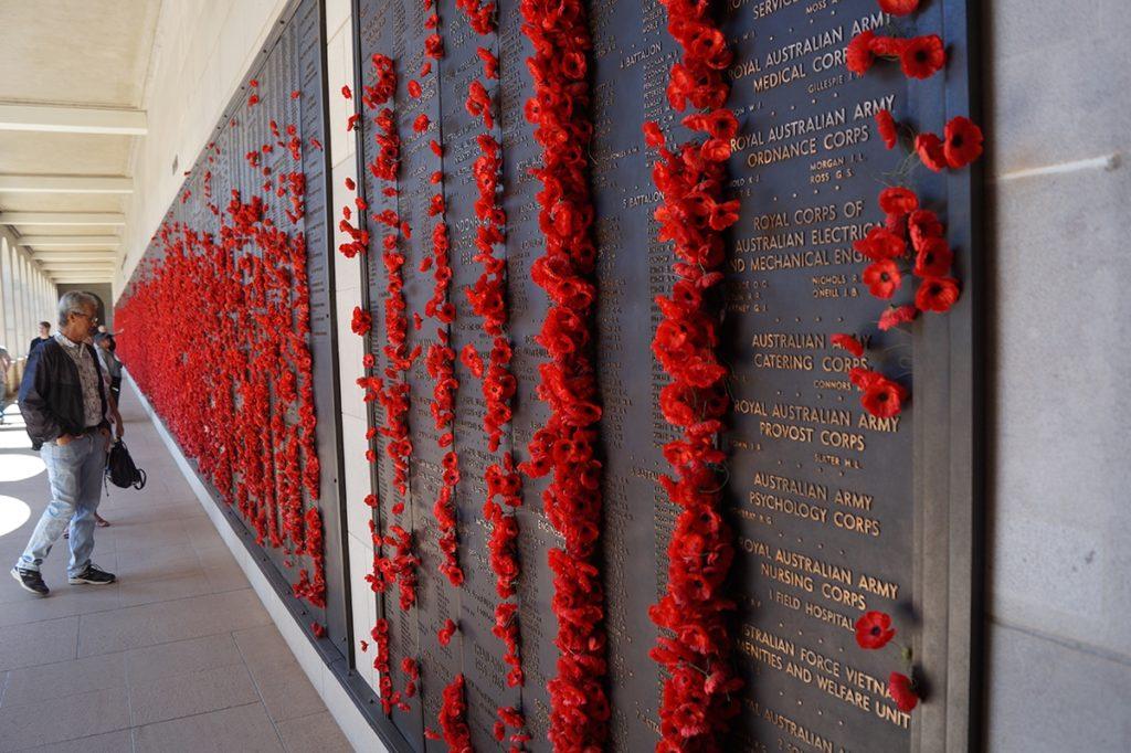 2 Tage in canberra Australian war Memorial