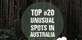 unusual spots in australia