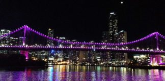 Brisbane night
