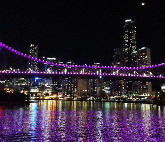 Brisbane night