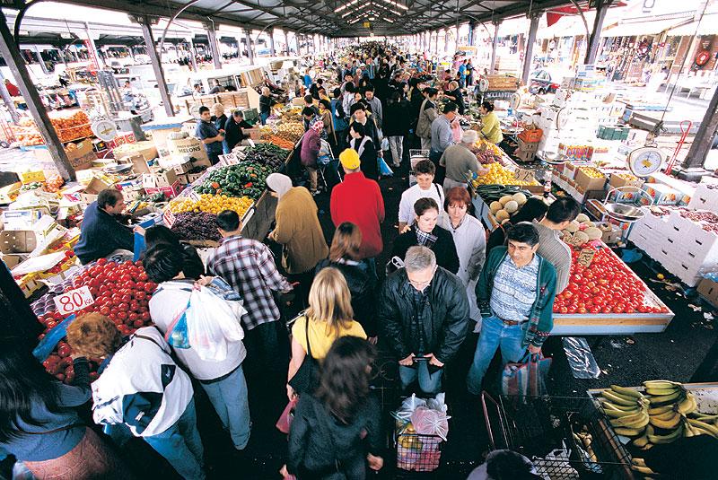 melbourne on a budget market