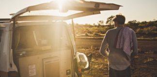 road trip campervan